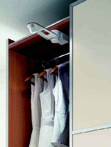 Подсветка в шкаф — какой она должна быть? фото лучших дизайнерских решений!