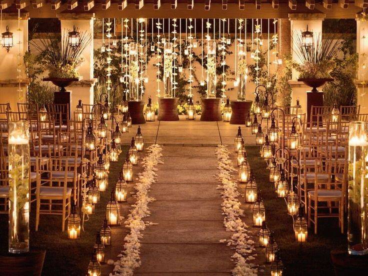 Как украсить зал на свадьбу своими руками различным декором? советы и рекомендации по оформлению шарами, цветами и прочим
