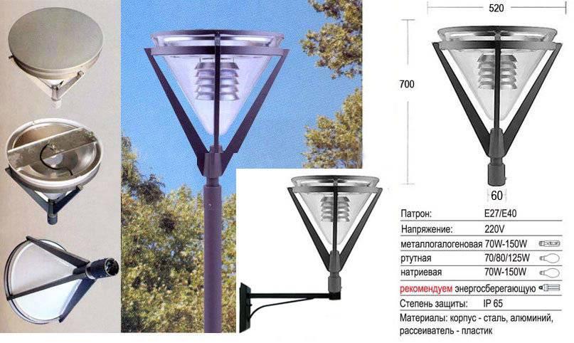 Лампа днат: технические характеристики и подключение