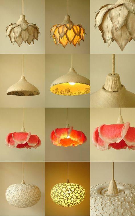 Люстра своими руками (138 фото): мастер-классы создания люстры с абажуром из подручных материалов