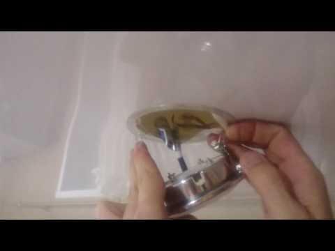 Как вытащить лампочку из натяжного потолка