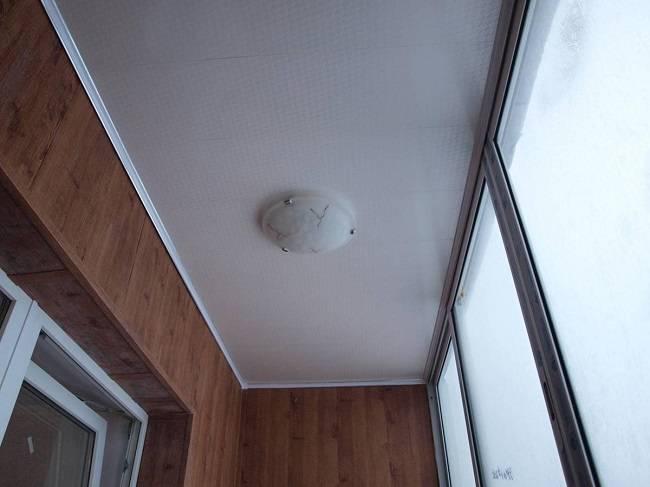 Как сделать освещение на балконе своими руками: да будет свет!