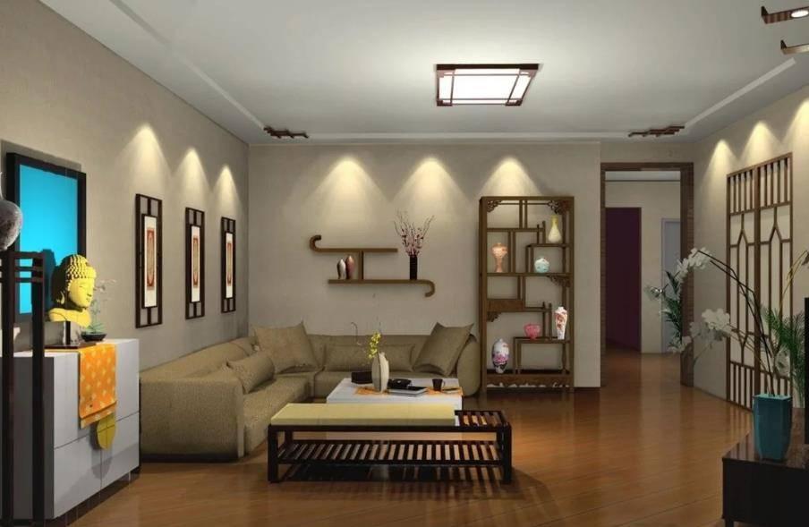 Планируем правильное освещение квартиры
