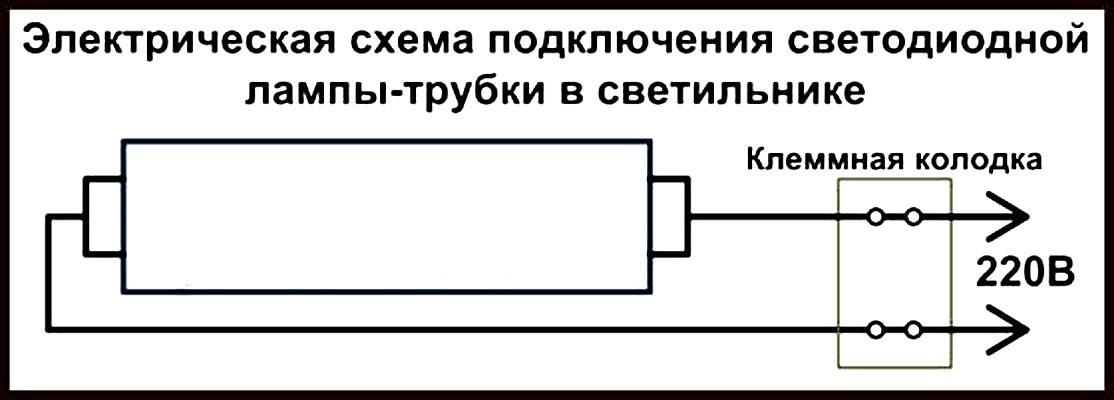 Правила эксплуатации люминесцентных ламп