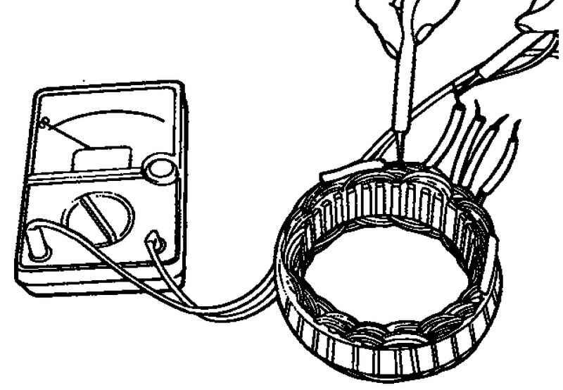 Как прозвонить электродвигатель мультиметром: как проверить обмотку