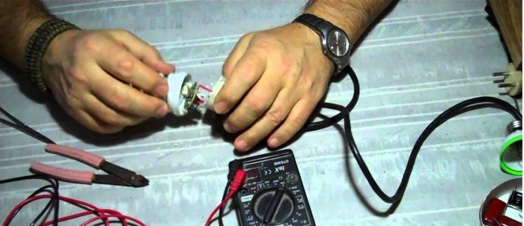 Как проверить лампочку мультиметром: инструкция для разных видов ламп