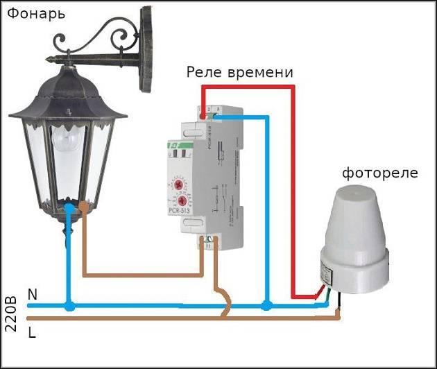 Фотореле для уличного освещения – автоматизируем управление светом