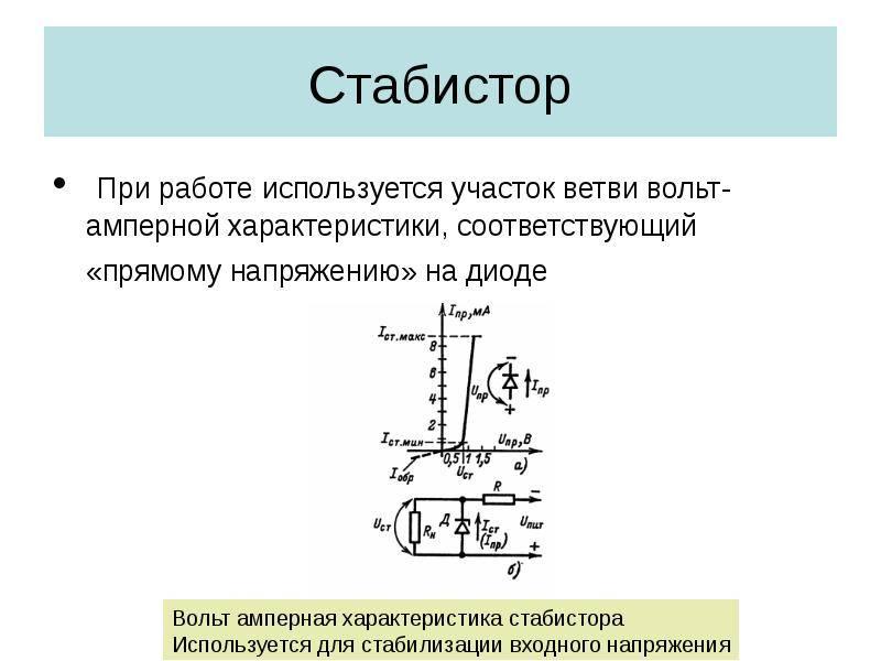 Маркировка стабилитронов: детальное описание   1posvetu.ru