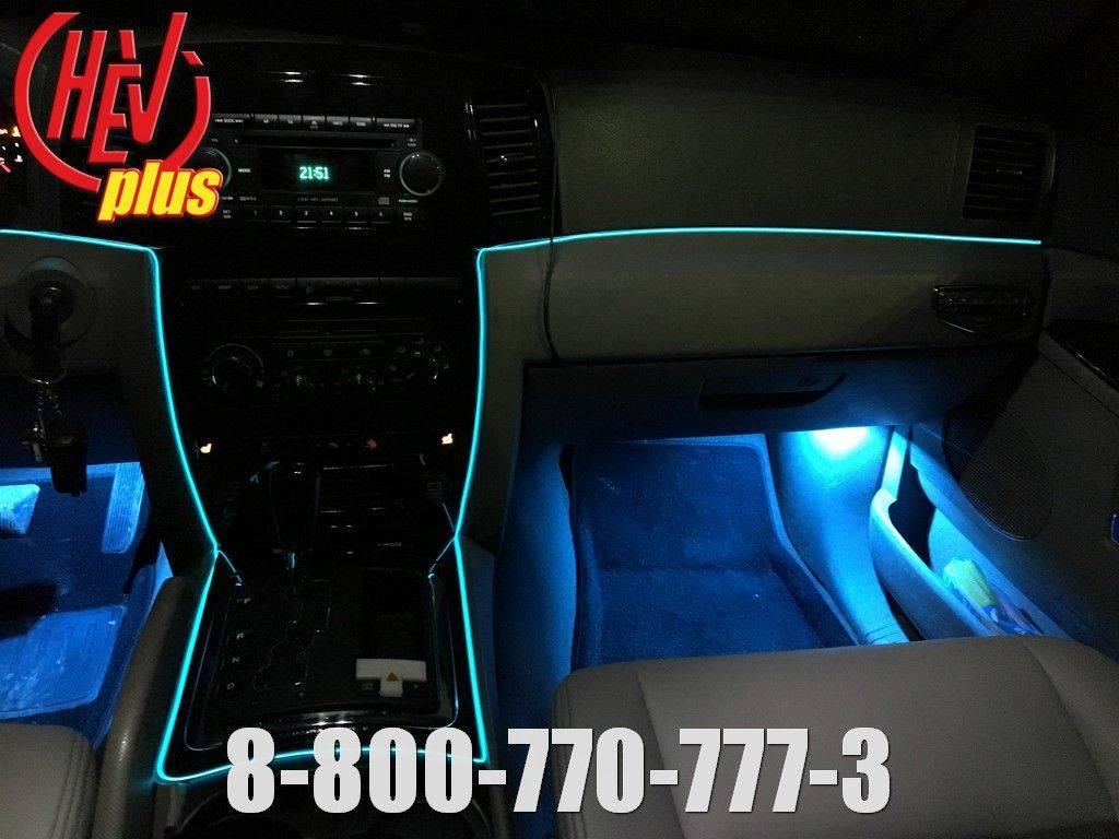 Как установить светодиодную ленту в багажник автомобиля для подсветки