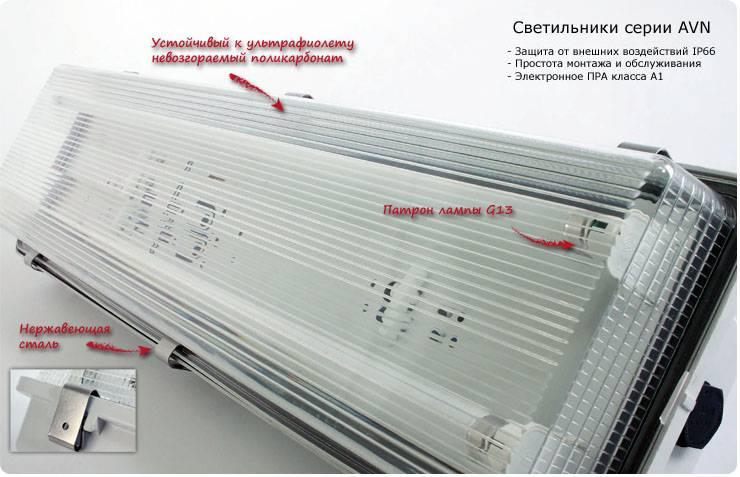 Как выбрать LED-светильник взрывозащищенного исполнения