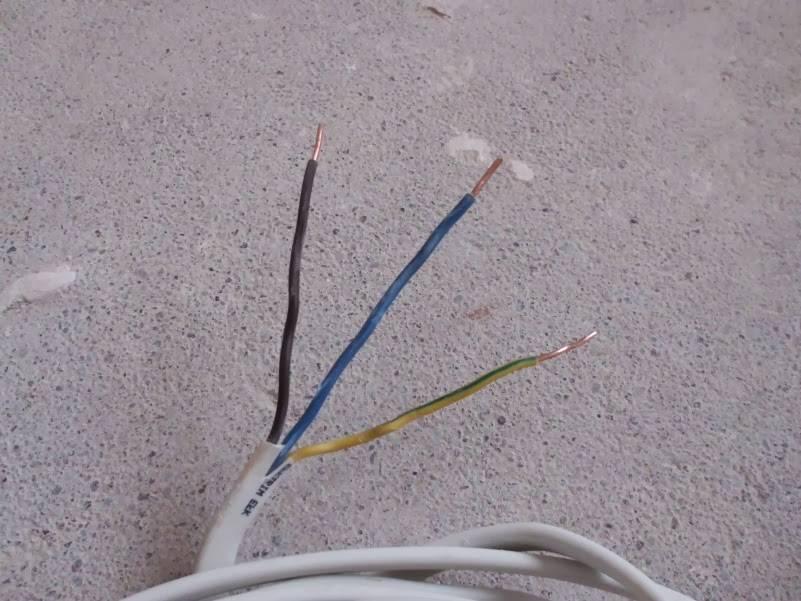 L и n в электрике — цветовая маркировка проводов