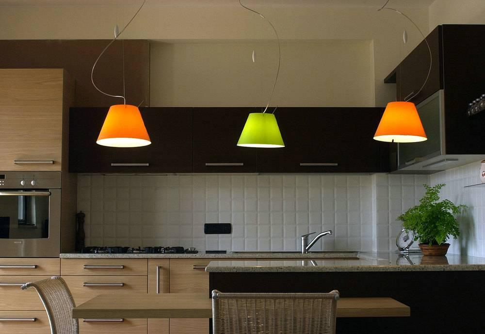 Кухонное освещение: как сделать правильно, советы + идеи