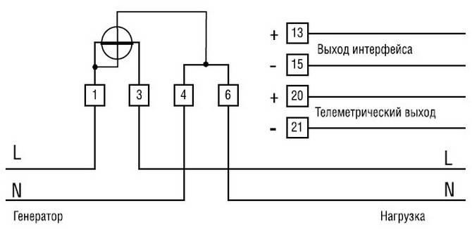 Меркурий 201: технические характеристики и схема подключения