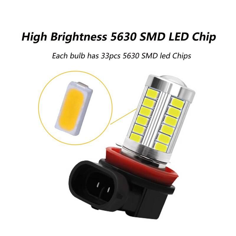 Основные недостатки светодиодных ламп для головного света авто