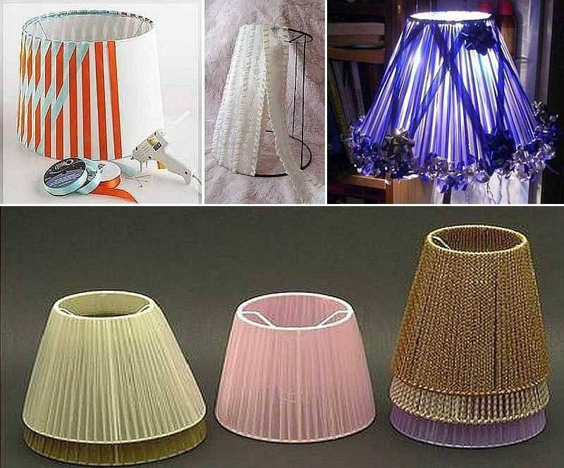 Лампа своими руками: как сделать красивую напольную, настенную и настольную лампу (130 фото)