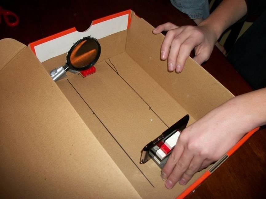 Как сделать проектор своими руками - 110 фото и видео инструкция по изготовлению проектора