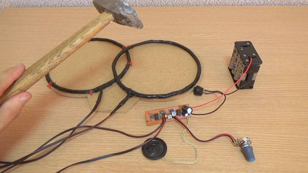 Как сделать металлоискатель своими руками: пошаговые видео уроки - все курсы онлайн