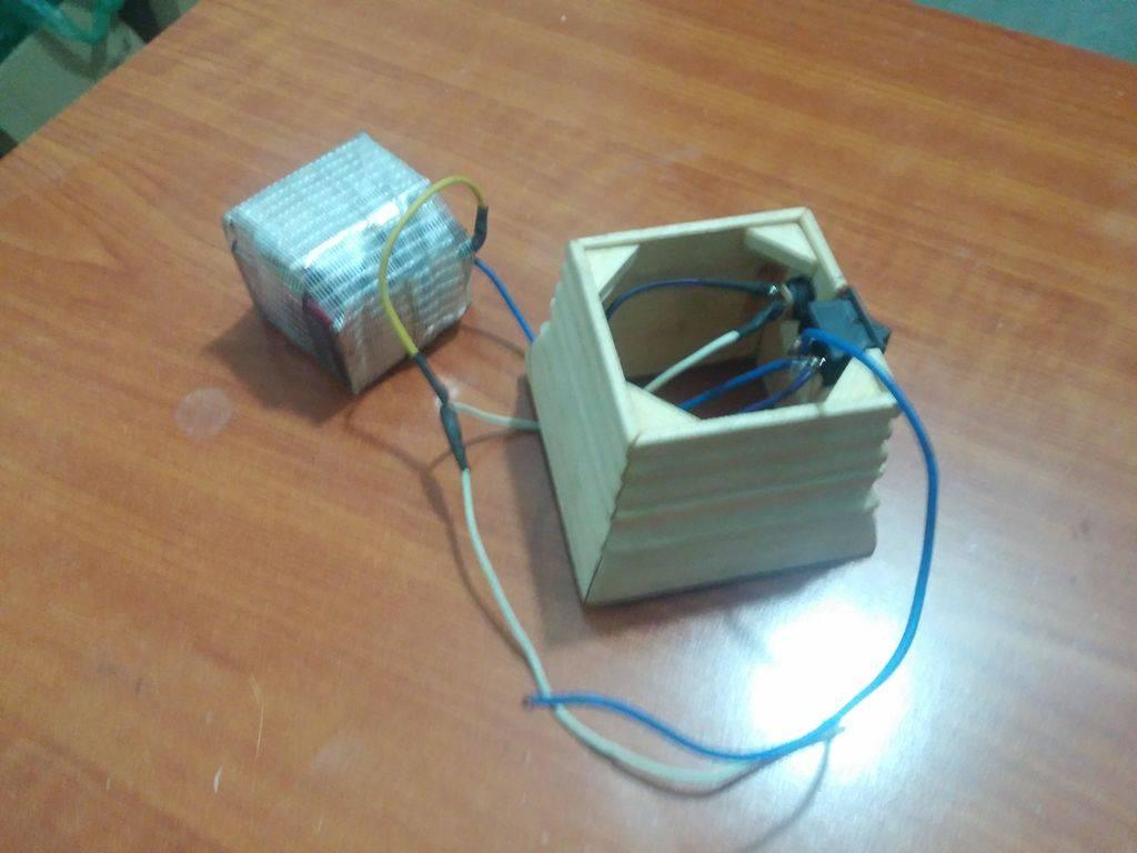 Светодиодный прожектор своими руками: материалы, этапы сборки