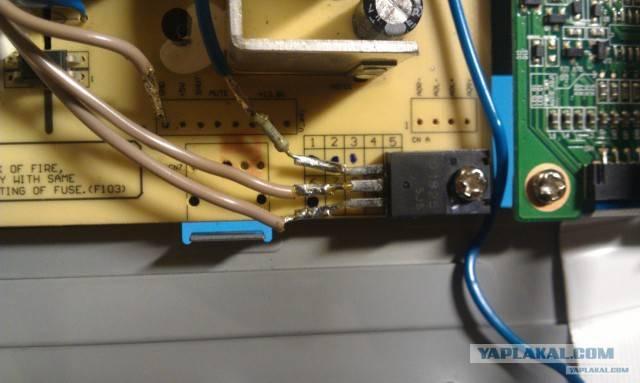 Как заменить лампы подсветки в мониторе на светодиоды