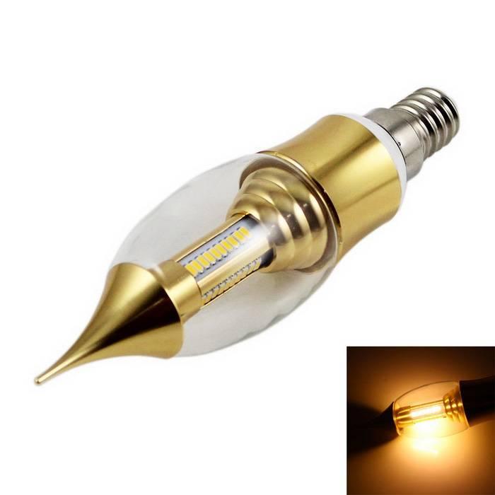 Красота и функциональность лампы «свеча на ветру»