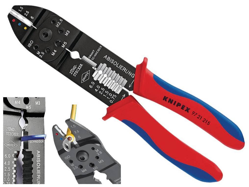 Выбираем обжимку для наконечников электрического кабеля