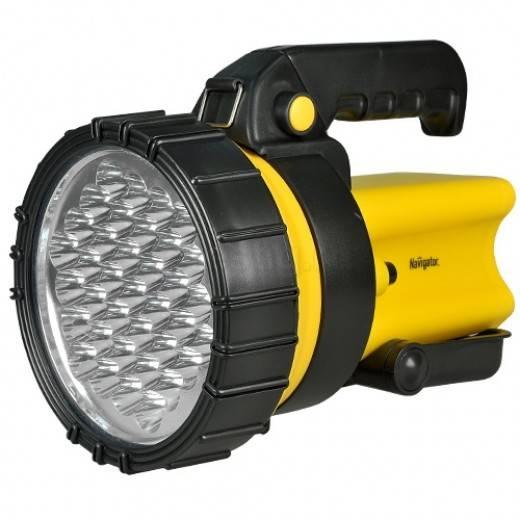 Рейтинг светодиодных прожекторов на аккумуляторе