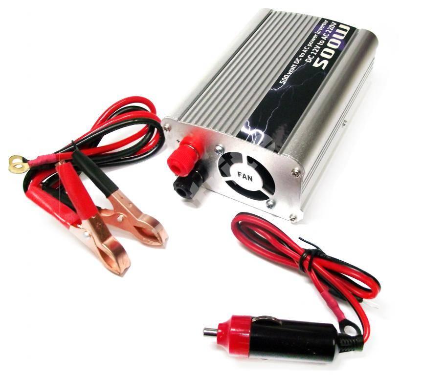 Автомобильный инвертор 12 220v - обзор лучших преобразователей с ценами