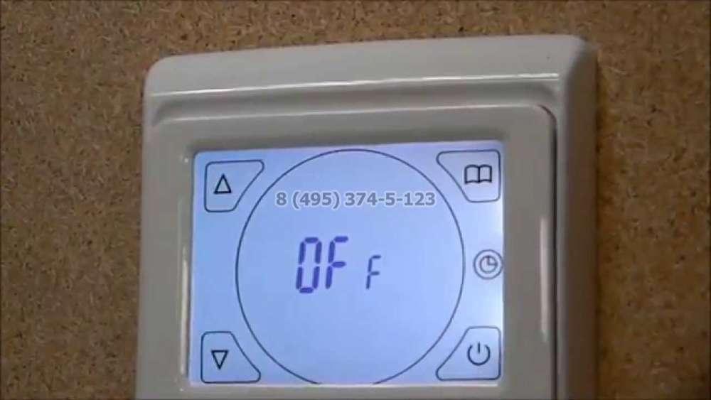 Какой терморегулятор для теплого пола лучше выбрать - особенности применения и монтажа