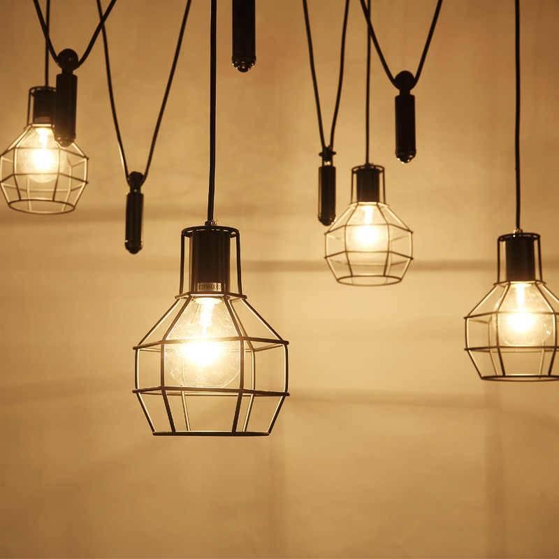 Освещение в стиле лофт: как выбрать светильники и не ошибиться