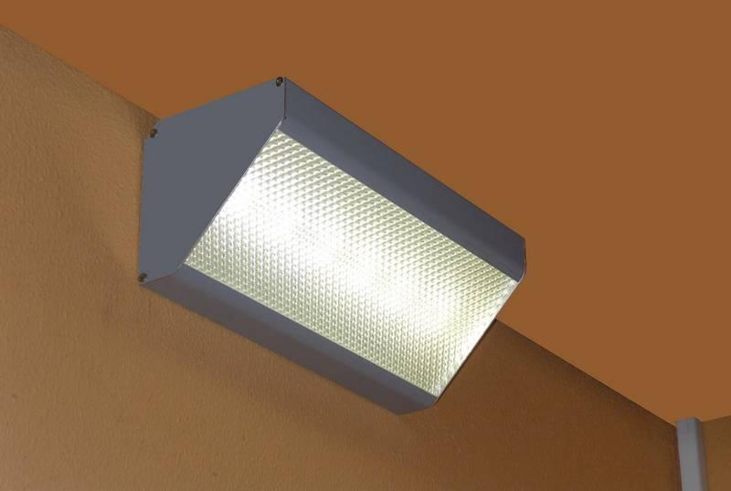 Освещение в гараже: выбор ламп, схема и пошаговая инструкция