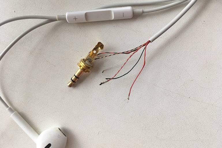 Ремонт наушников голыми руками, без паяльника! - audio geek