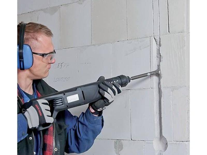 Штробление стен под проводку: главное - правила, требования, инструменты