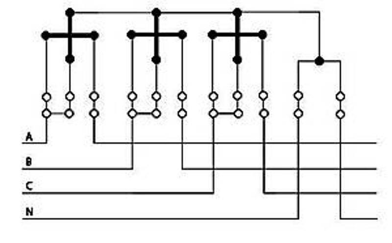 Можно ли подключить трехфазный счетчик к однофазной сети, как он будет работать