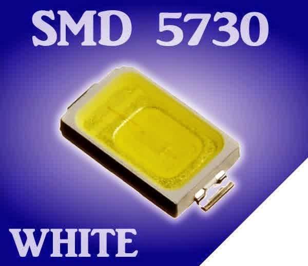 Smd 3528, 5050, 5630, 5730 параметры и технические характеристики