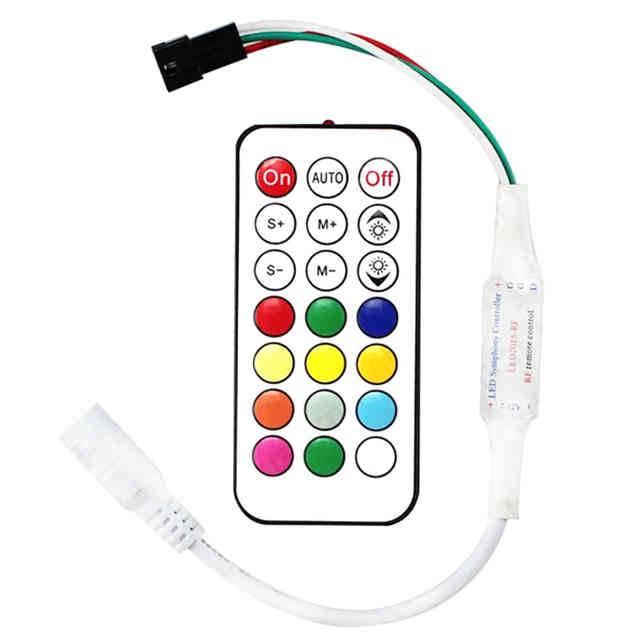 Подключение rgb ленты (схема с контроллером на пульт и без него, распиновка)