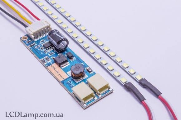 Ремонт подсветки телевизора lg и замена led светодиодов
