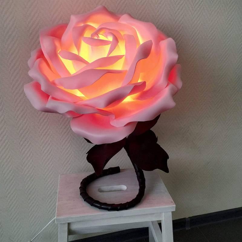 Светильник роза своими руками пошагово из изолона: топ-150 фото идей с легким мастер-классом для начинающих