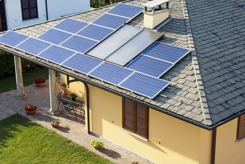 Солнечные батареи для отопления дома, как своими руками установить обогреватель, что такое теплообменники, детальное фото и видео