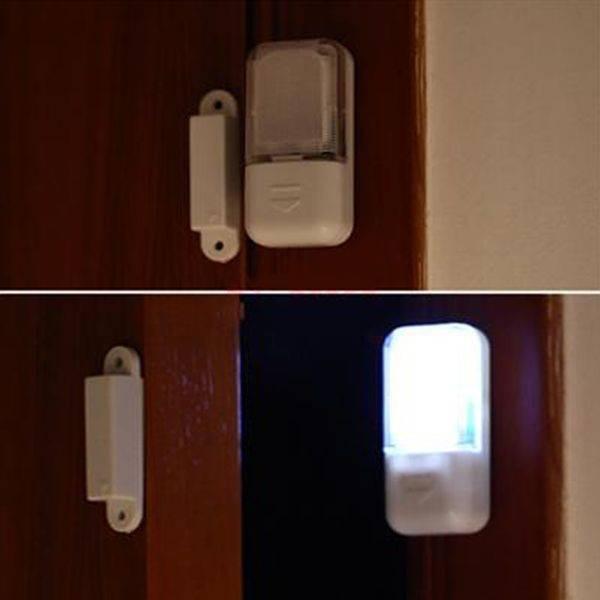 Как подключить подсветку в шкафу купе?