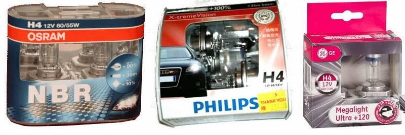 Автомобильные лампы h7 – недорогой эффективный свет (видео)