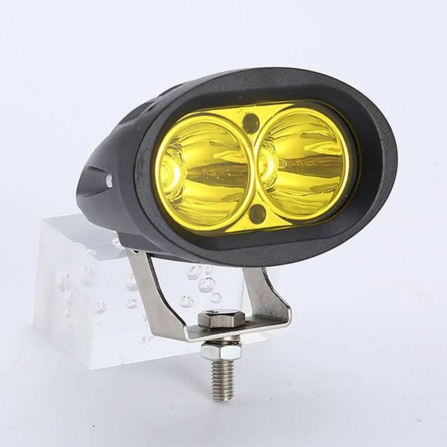 Можно ли ставить светодиодные лампы в противотуманные фары по закону | автостук.ру