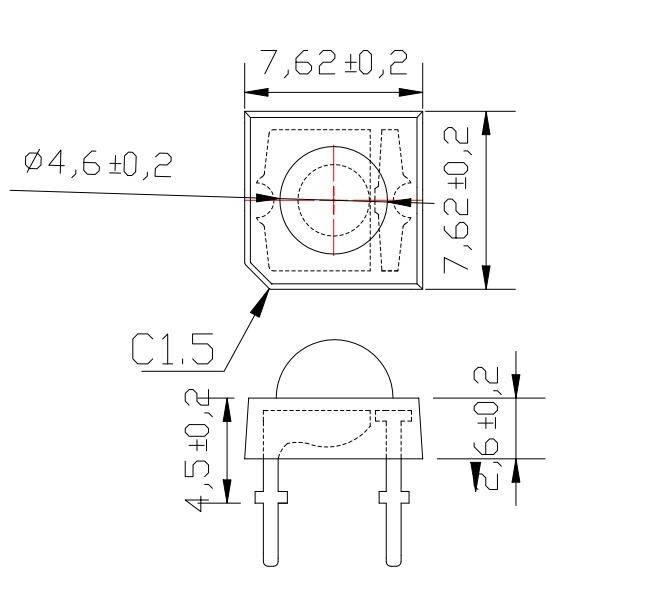 Светодиоды пиранья. светодиоды пиранья – что это такое? некоторые характеристики светодиодов пиранья
