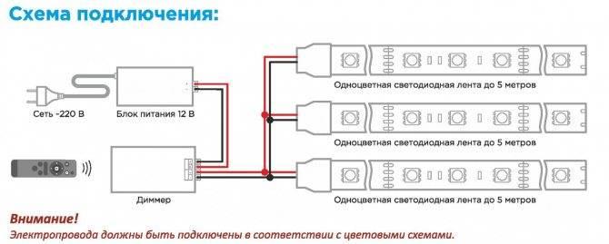 Как подключить светодиодный прожектор к сети 220? рекомендации профессиональных электриков.