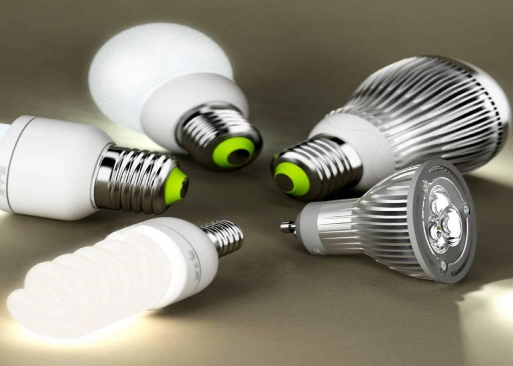Светодиодные светильники для освещения гаража