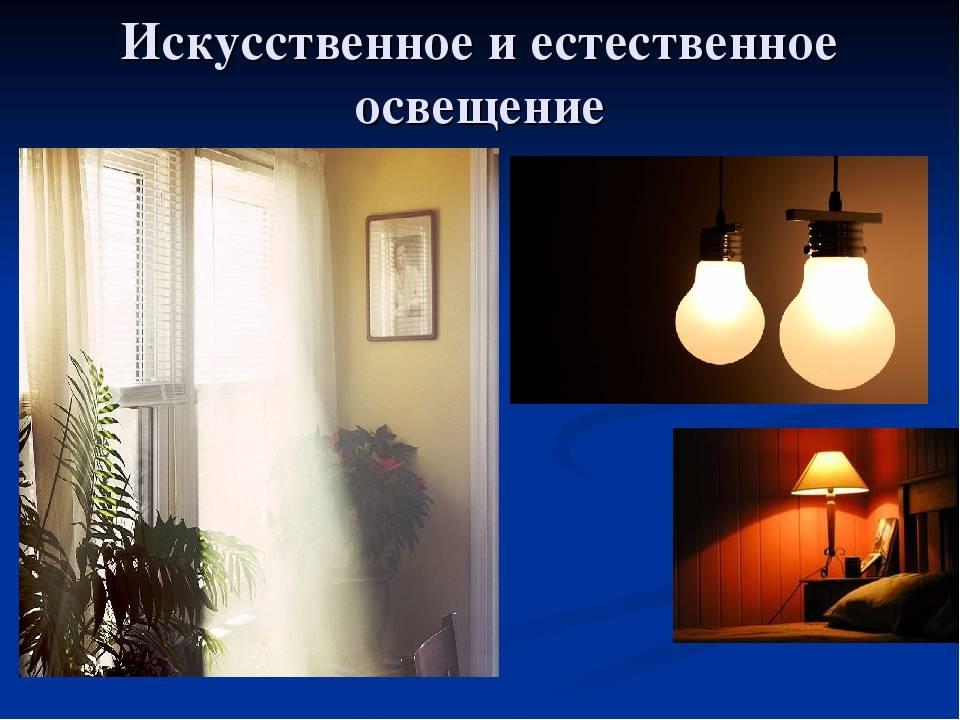 Виды освещения в фотографии и их применение