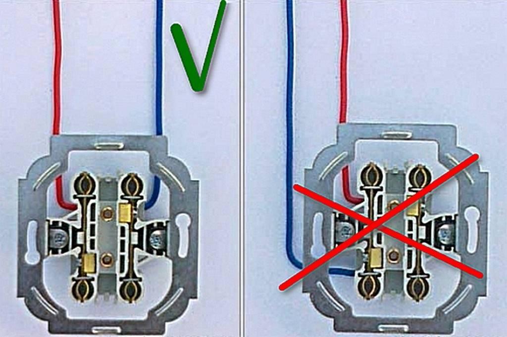 Как подключить розетку с заземлением: монтаж, подключение + проверка
