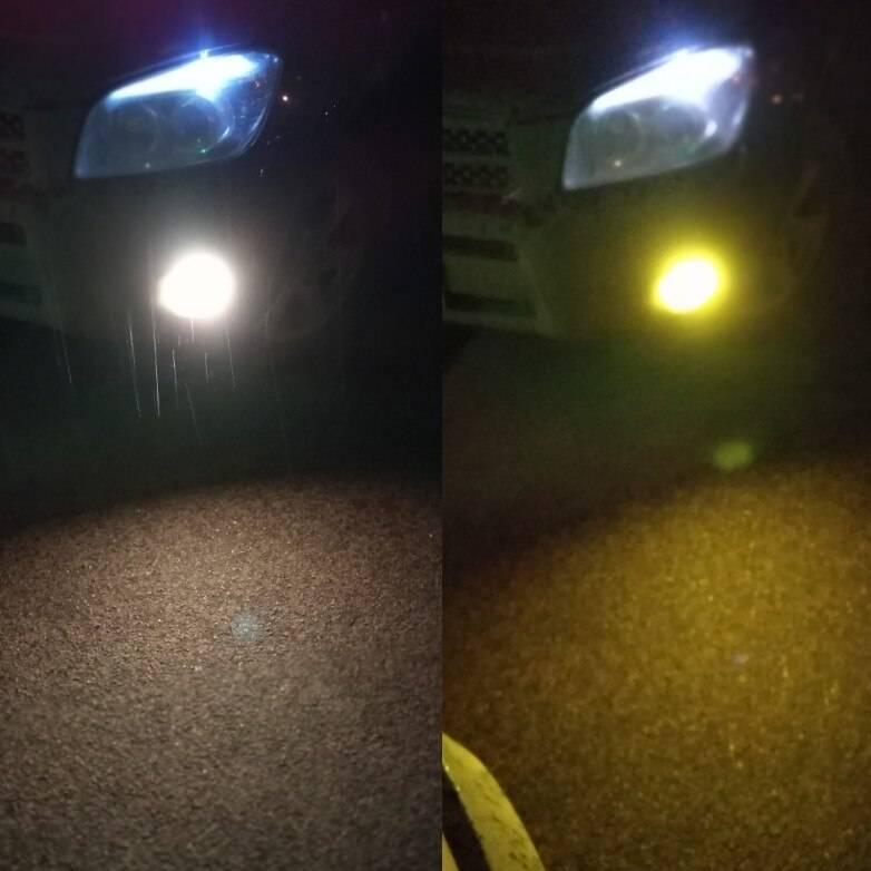 Можно ли устанавливать светодиодные лампы в фары по закону