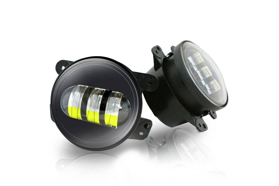 Светодиодные лампы в фарах разрешены, или опять штраф?