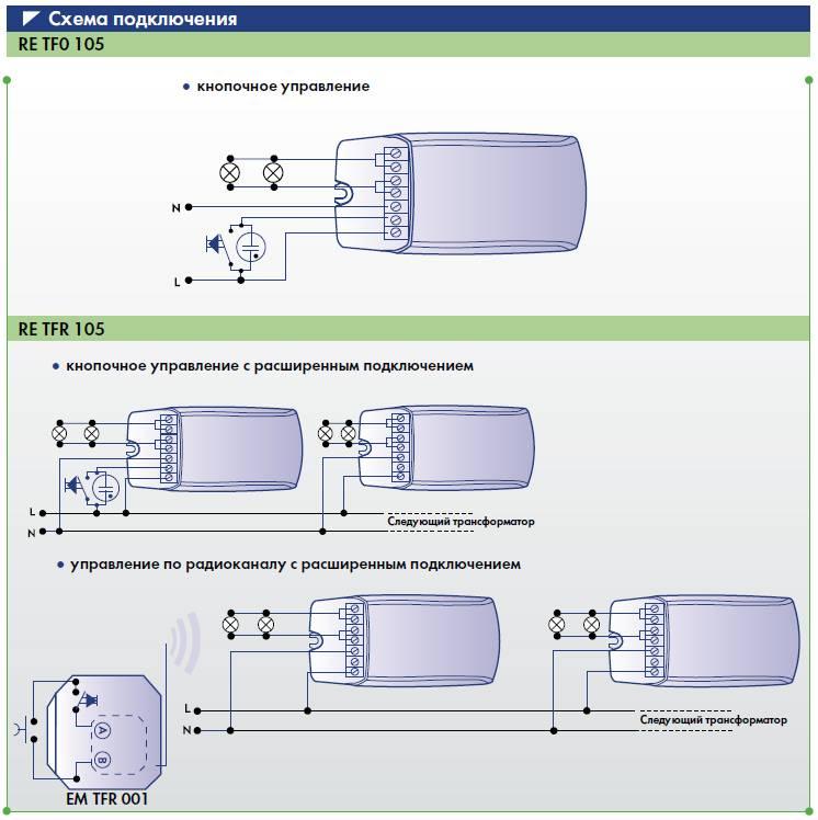 Трансформатор для галогенных ламп: зачем нужен, принцип действия и правила подключения