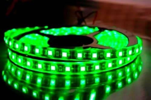 Инструкция по сборке и подключении светодиодной ленты от батареек